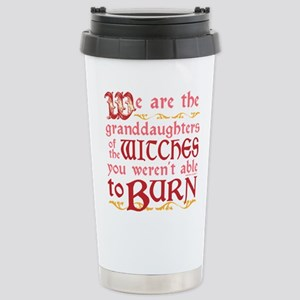 Granddaughters of Witch Stainless Steel Travel Mug