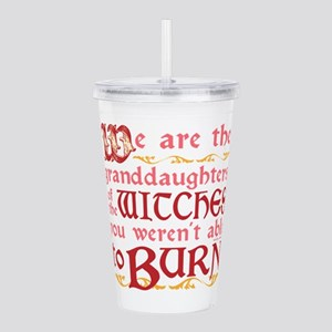 Granddaughters of Witc Acrylic Double-wall Tumbler