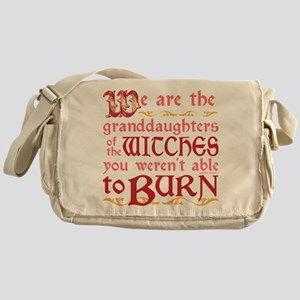 Granddaughters of Witches Messenger Bag