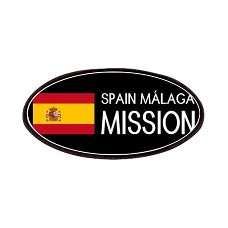 Spain, Málaga Mission (Flag) Patch