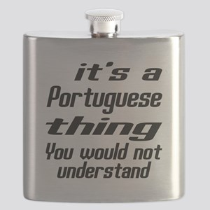 It Is Portuguese Thing You Would Not underst Flask