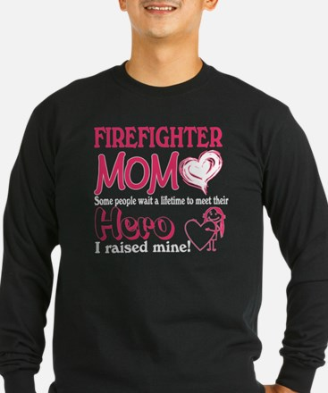 Cute Mother of firefighter T