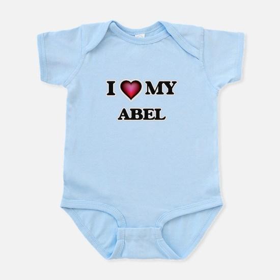 I love Abel Body Suit
