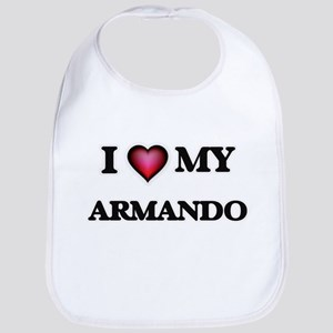 I love Armando Baby Bib