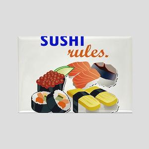 Sushi Platter Magnets
