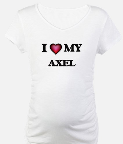 I love Axel Shirt