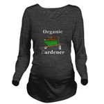 Organic Gardener Long Sleeve Maternity T-Shirt