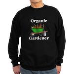 Organic Gardener Sweatshirt (dark)