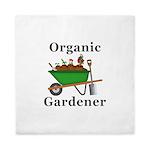 Organic Gardener Queen Duvet