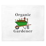 Organic Gardener King Duvet