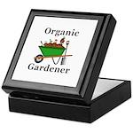 Organic Gardener Keepsake Box