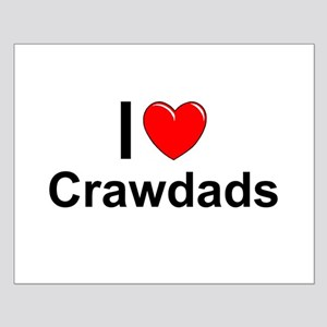 Crawdads Small Poster