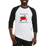Organic Gardener Baseball Jersey
