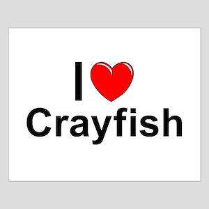 Crayfish Small Poster