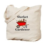 Market Gardener Tote Bag