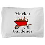 Market Gardener Pillow Sham