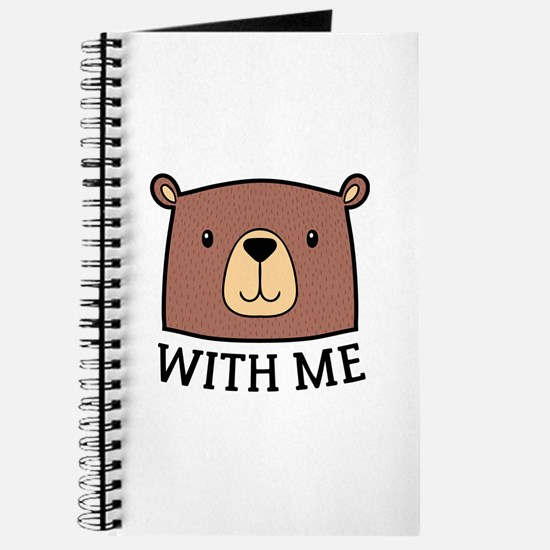 Bear With Me Journal