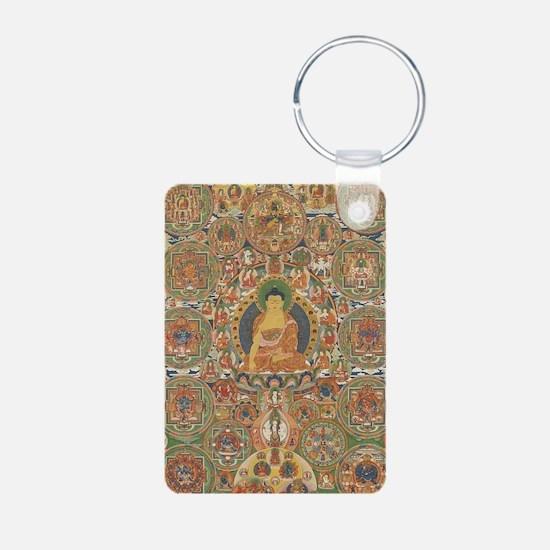 Cute Indian art Keychains
