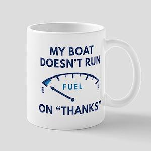 My Boat Mug