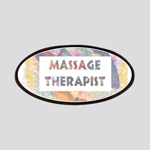 Massage Therapist Patch