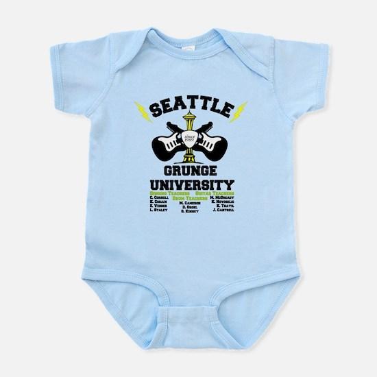 seattle grunge university Body Suit