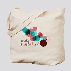 Circle of Sisterhood Logo Tote Bag