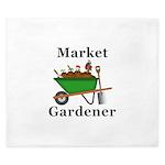 Market Gardener King Duvet