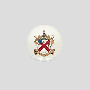 Alpha Chi Rho Crest Mini Button