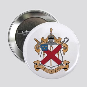 "Alpha Chi Rho Crest 2.25"" Button (100 pack)"