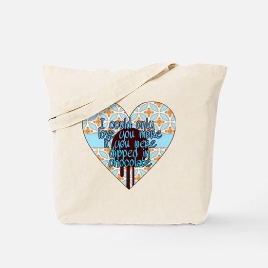 Unique Love you more Tote Bag
