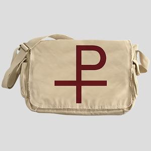 Alpha Chi Rho Messenger Bag