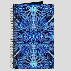 Crystal Dimension Mandala Journal