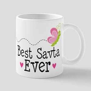 Savta Grandma Gift Idea Mugs