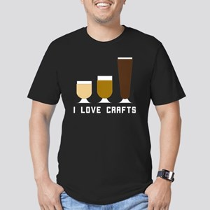 I Love Crafts T-Shirt
