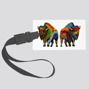 COLORS Luggage Tag