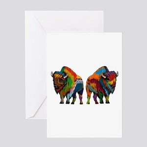 COLORS Greeting Cards