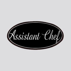 Culinary: Assistant Chef (Cursive) Patch