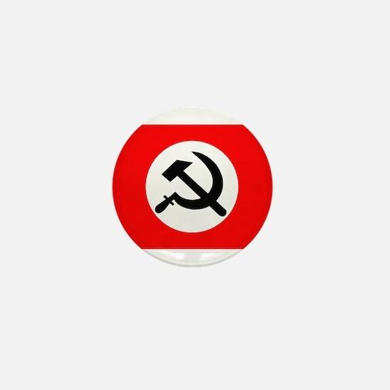 National Bolshevik Party Fl Mini Button (100 pack)