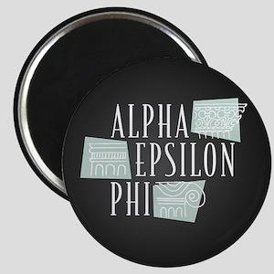 Alpha Epsilon Phi Logo Magnet