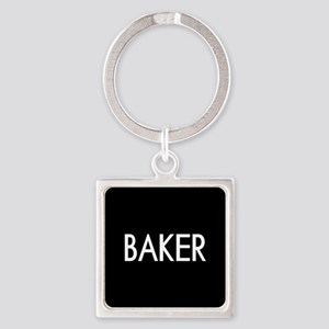 Culinary: Baker Square Keychain