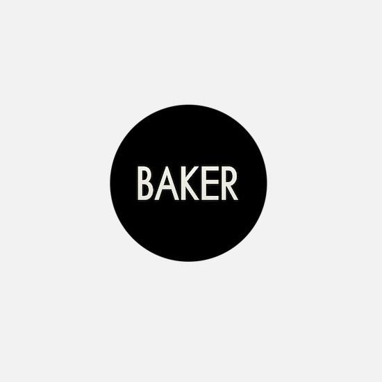 Culinary: Baker Mini Button