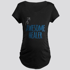 Awesome healer Maternity T-Shirt