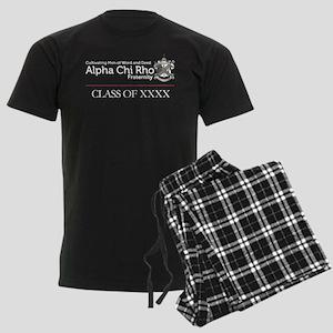 Alpha Chi Rho Class of Personl Men's Dark Pajamas