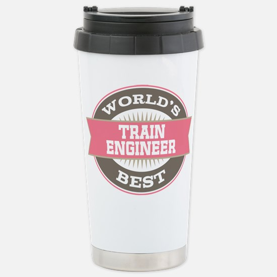 train engineer Stainless Steel Travel Mug