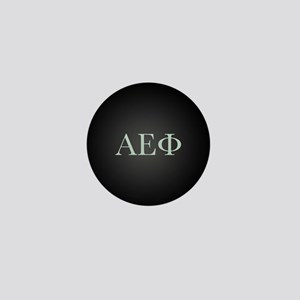 Alpha Epsilon Phi Letters Mini Button