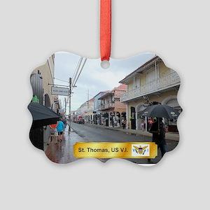 St Thomas Picture Ornament