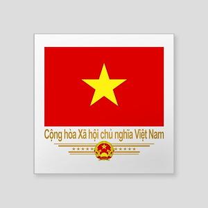 Flag of Vietnam Sticker