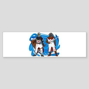 GUARDIANS Bumper Sticker