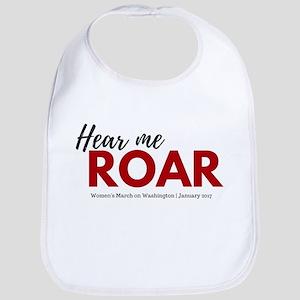 Hear me roar Women's March on Washington Baby