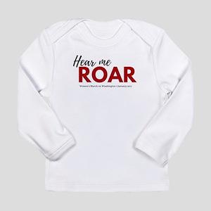 Hear me roar Women's March on Washington Long